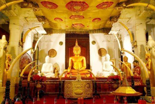 Tempel und heilige Stätte