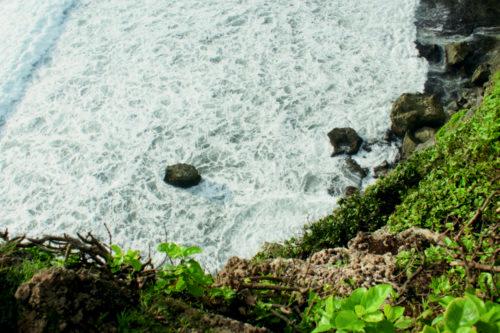 Bali Ufer Uluwatu Gipsyhearts Wandbild