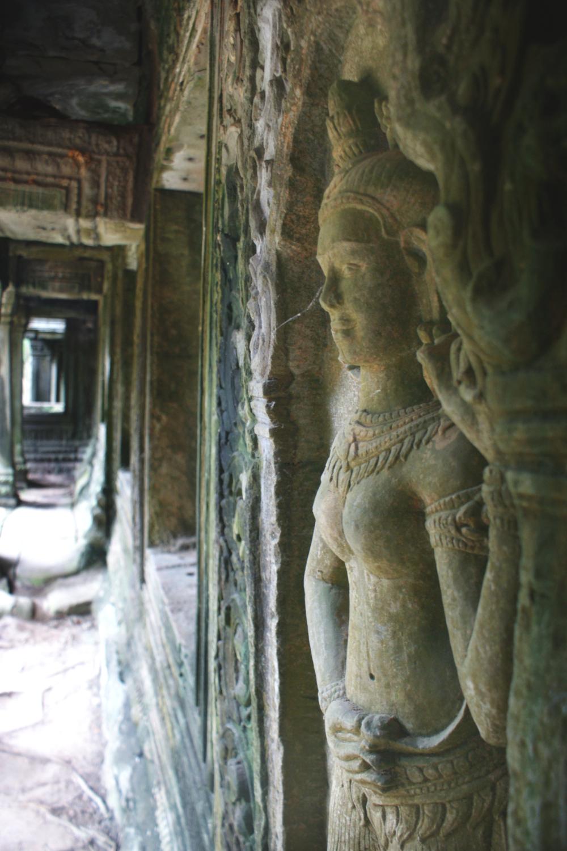 Ankor Wat Kambodscha