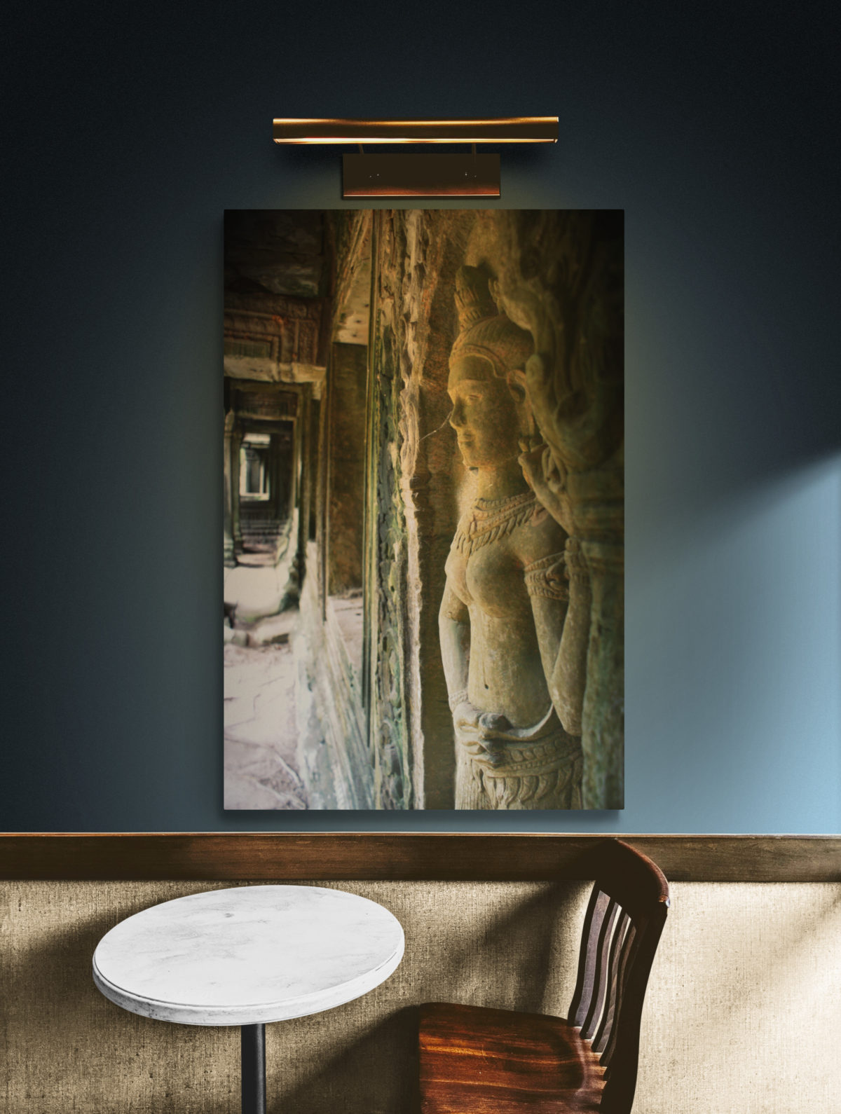 Ancient Beauty – Wandbild Kambodscha